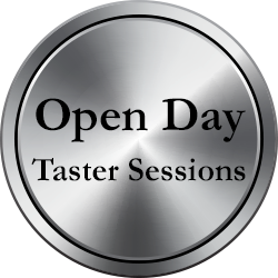 Open Day Taster Sessions